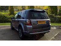 2013 Land Rover Freelander 2.2 SD4 Dynamic 5dr Automatic Diesel 4x4