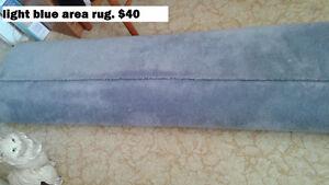 light blue carpet