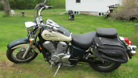 HONDA SHADOW 750cc, 1999, for sale or trade