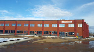 Office space with ample parking in Fort McMurray Business Centre