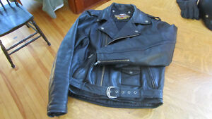 Harley Davidson Leather Jackets, boots, and accessories