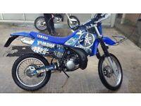Yamaha dtr 125 sale swap crosser enduro car van quad