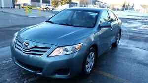 2010 Toyota Camry Le 4 cylinder auto
