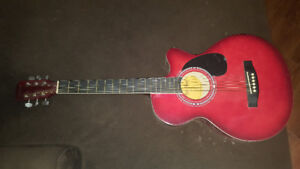 Main Street acoustic guitar