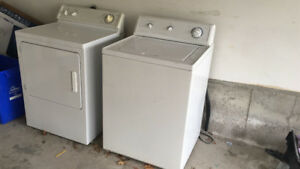 Washer and Dryer - Working condition $200 or best offer