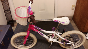 TWO GIRLS GIANT BIKES FOR SALE