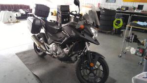 Moto  Honda NC700X 2012