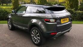 2017 Land Rover Range Rover Evoque 2.0 TD4 SE Tech 3dr - Fixed Pa Automatic Dies