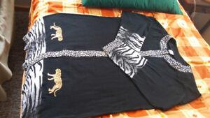 Beautiful  Tiger sweater,