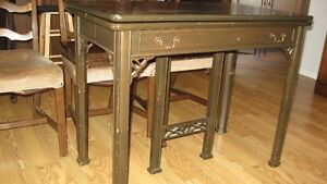 Versatile table and chair set
