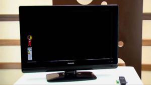 20 inch Phillips LCD TV