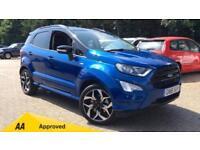 2018 Ford EcoSport 1.0 EcoBoost 140 ST-Line 5dr Manual Petrol Hatchback