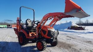 Compact Tractors With Loader And Backhoe   Kijiji in Ontario