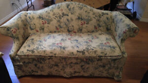 Laura Ashley custom sofa