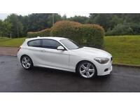 2013 BMW 1 Series 1.6 116i M Sport Sports Hatch 3dr (start/stop)