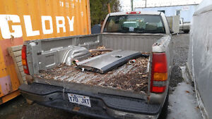 Gmc pick up truck for parts or road. Running West Island Greater Montréal image 5