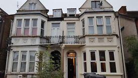 1 bedroom flat near Croydon hospital (ground floor with access to garden)