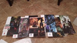 Black Science Comics #1-7