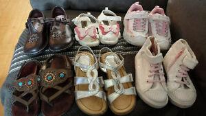 vetement, souliers 18 a 24 mois pour fille