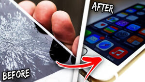 OEM Quality iPhone Screen Repair At An Affordable price