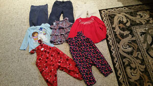 baby to toddler girls clothes