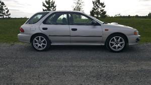 Subaru impreza h6 ez30r 6 cylindres