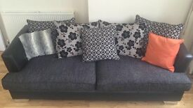 Selling my DFS 4seater sofa brilliant condition.