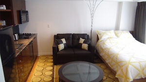 Close to Eaton Center -Fully Furnished-SHORT TERM