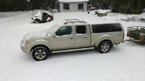 nissan frontier 2003 supercharged 4x4