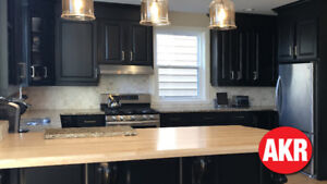 Kitchen Cabinet & Door Painting