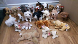 Ty Beanie Babies Collectible Bears and Animals Continued