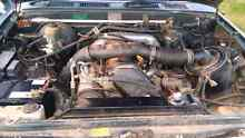 1kz-te 3L turbo diesel engine Toyota Hilux Surf Canley Heights Fairfield Area Preview