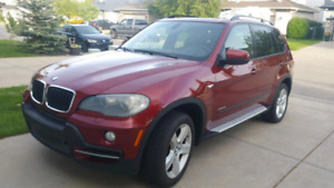2009 BMW X5 SUV with Remote Starter