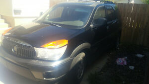 2006 Buick Rendezvous black Other