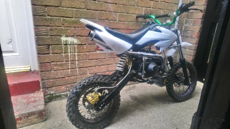 125 pitbike | in Blyth, Northumberland | Gumtree