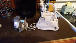 Idog with carrying case