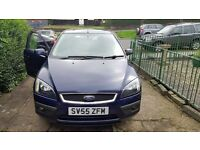 ford focus 1.6 petrol got 118000 on the clock up for swap or good offer