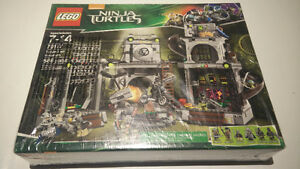 LEGO 79117 - Teenage Mutant Ninja Turtle - Turtle Lair Invasion