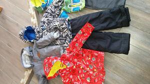 lot de vêtements 2 ans et 3 ans