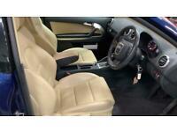 2011 Audi A3 1.4 TFSI Sport S Tronic 3dr Hatchback Petrol Automatic