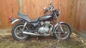 Kawasaki LTD 440