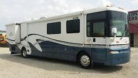 2002 WINNEBAGO ULTIMATE ADVANTAGE 40 ft. MOTORHOME