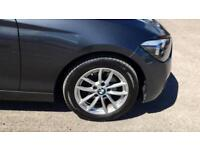 2015 BMW 1 Series 116d EfficientDynamics 5dr Manual Diesel Hatchback
