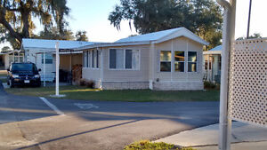 Mobile home for sale - Zephyrhills, Florida (1/2 hr from Tampa)