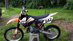 2010 ktm 105 sx big wheel