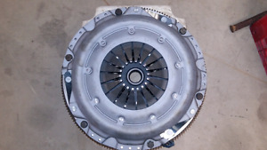 """11"""" clutch. Complete for small block chev. SBC."""