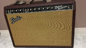 Fender Deluxe Reverb Limited Edition