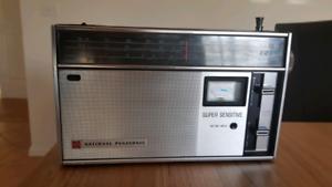 Transistor Radio Vintage National Panasonic Macleod Banyule Area Preview
