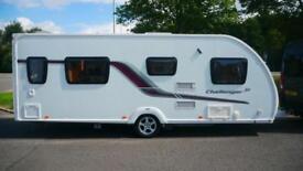 Swift Challenger 580SE 4 Berth Touring Caravan