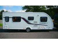 Swift Challenger 580SE 4 Berth Touring Caravan